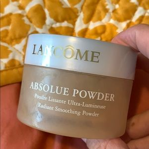 Lancome Absolue Powder Absolute Golden